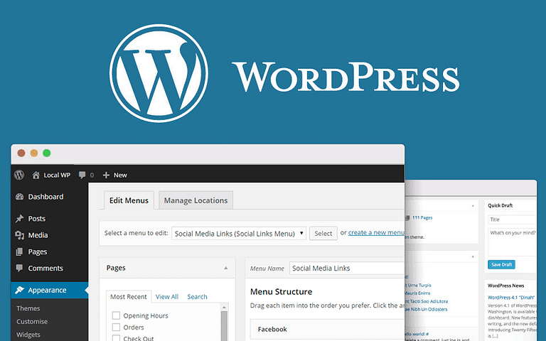 Como criar um site no WordPress